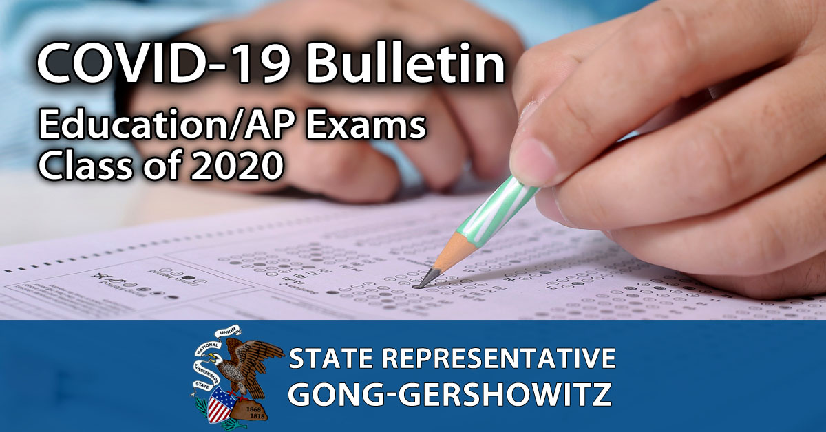 COVID-19 Bulletin #4: Education/AP Exams/Class of 2020