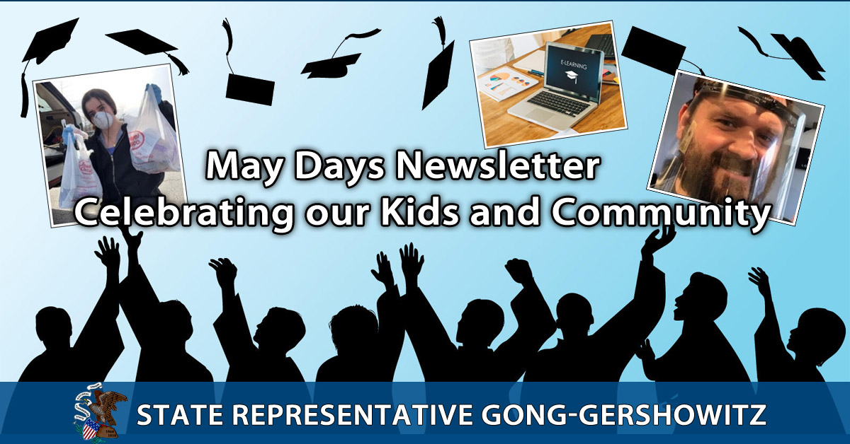 May Days Newsletter: Celebrating our Kids and Community