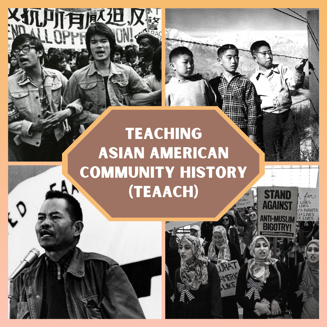 Asian American History Curriculum Bill Introduced